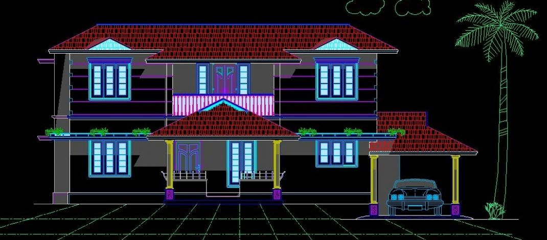 ARCHITECTURAL DRAWINGS PRINT